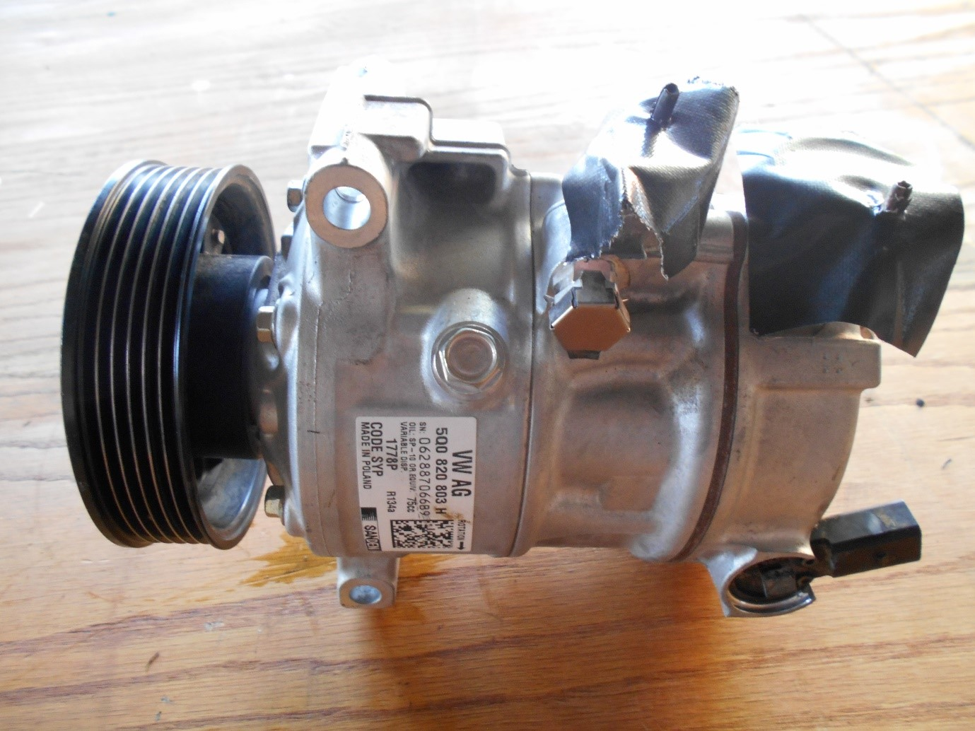 Volkswagen VW Polo 4 Air Conditioning Compressor / Pump For Sale