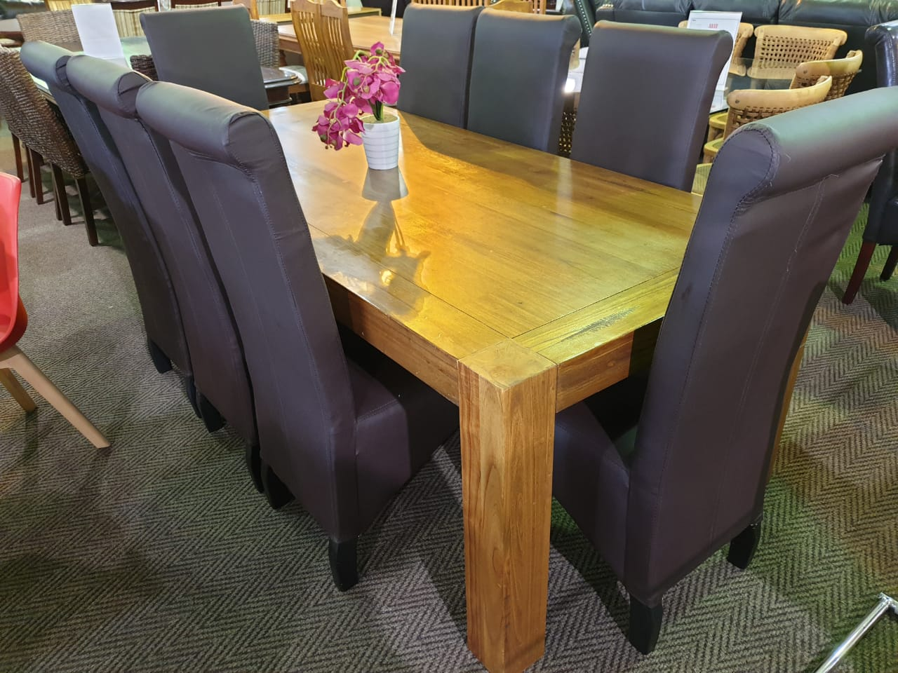 Dining Suite 8 Seater