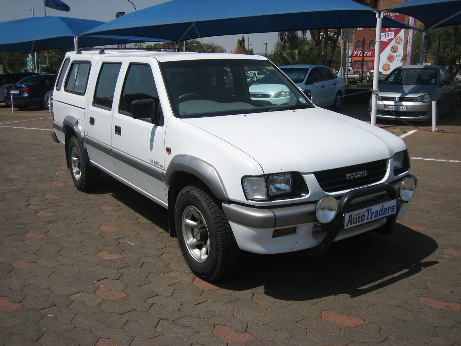 1998 Isuzu KB double cab KB 300 D TEQ LX P/U D/C