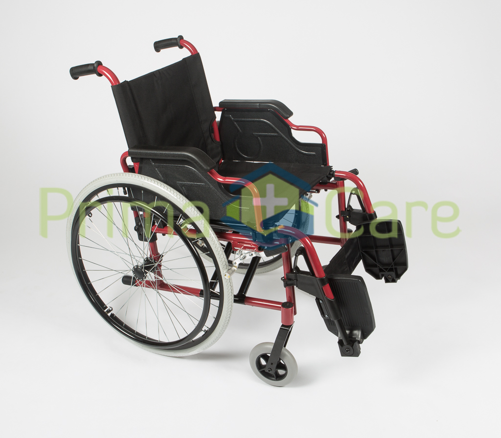 Wheelchair - Lightweight - Ultra Deluxe - FREE DELIVERY. On Sale, While Stocks Last.