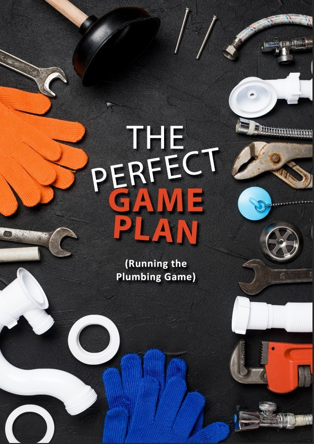 Plumbing Business Book for Sale