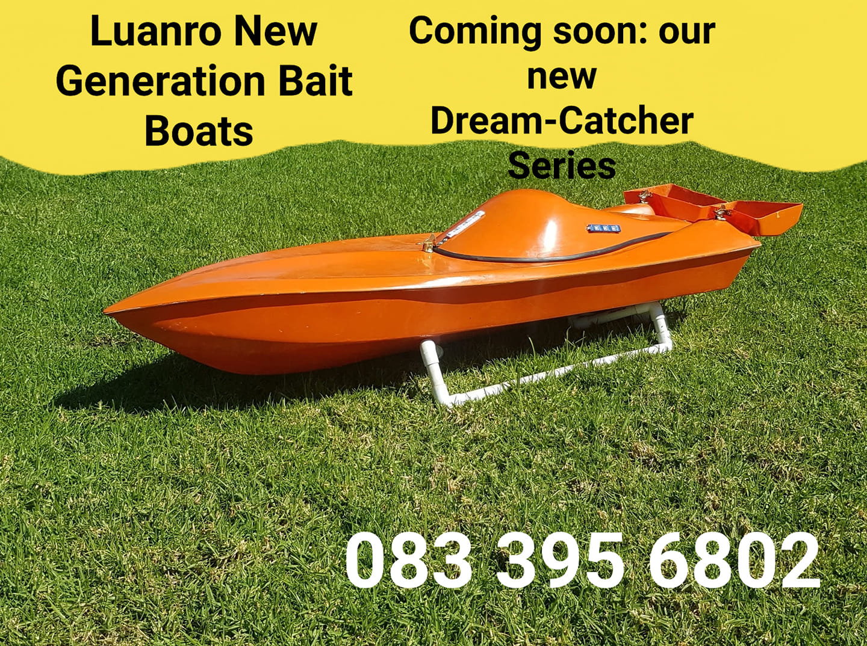 Luanro New Generation Bait Boats