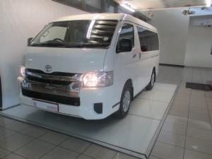 1ff50c69a0 2018 Toyota Quantum 2.5D 4D GL 10 seater bus
