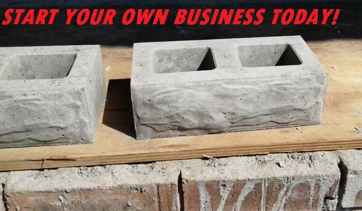 Build an Empire from only R3500 - Make 20 Blocks every 15 Minutes