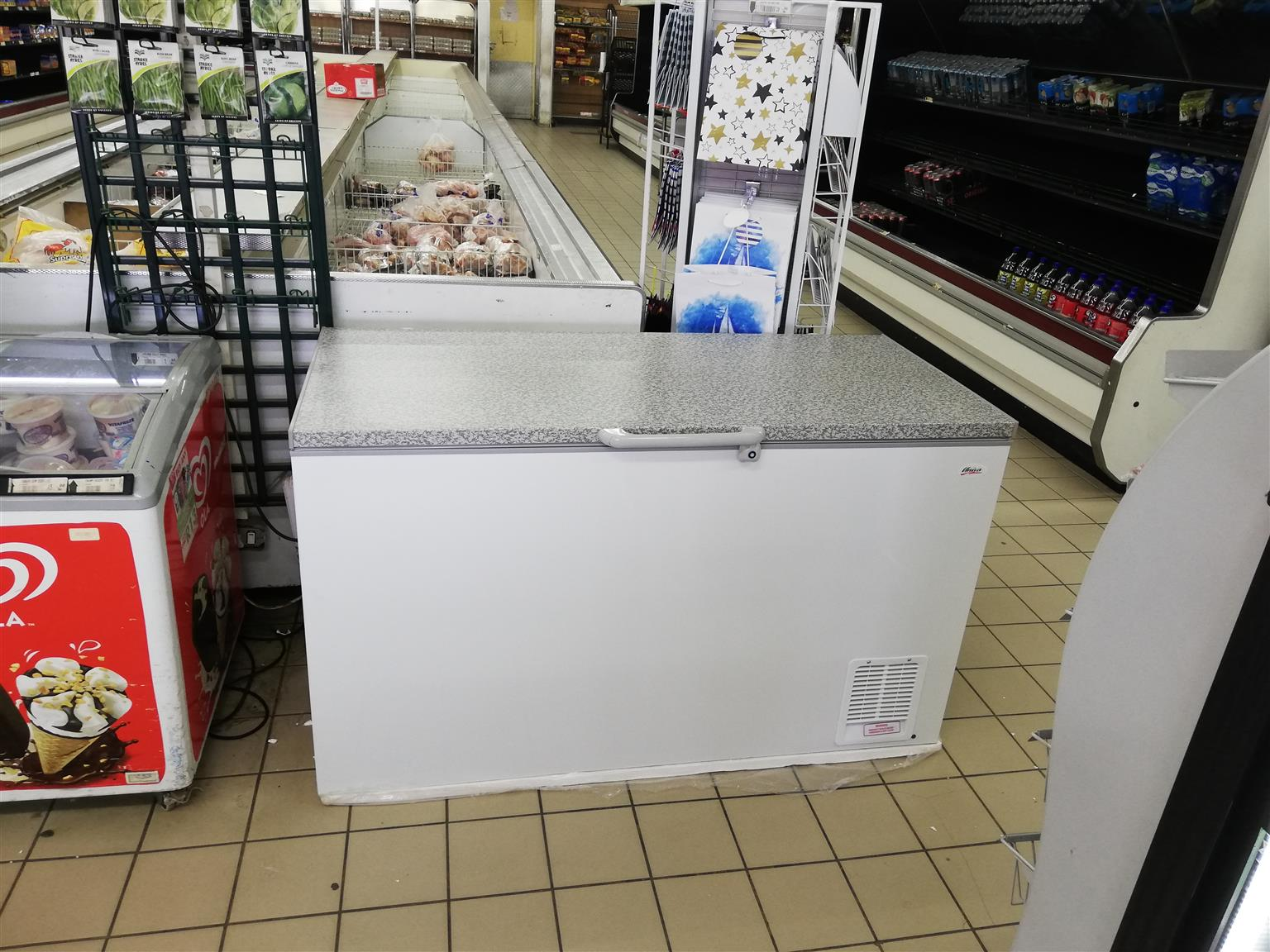ICE MANUFACTURING BUSINESS WITH GOOD CLIENT BASE FOR SALE