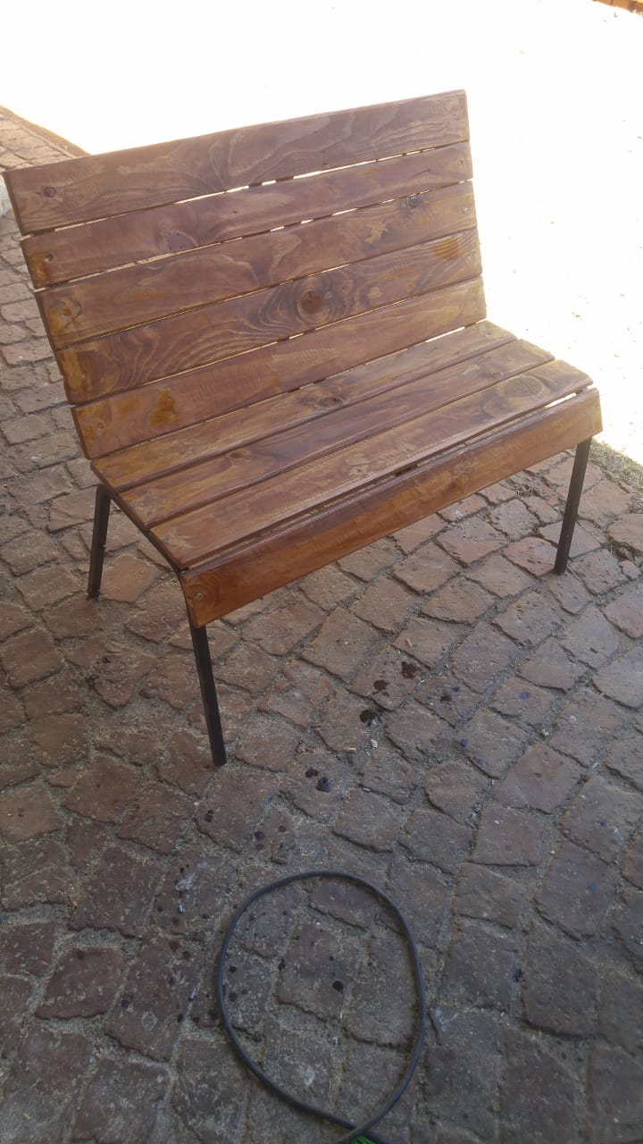 Wooden Chairs and Tables