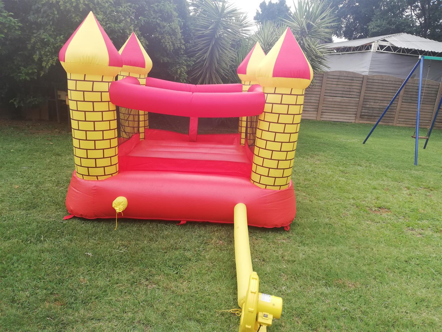 Kiddies Jumping  castle