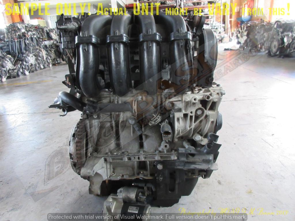 PEUGEOT 10FE04 1.4L DOHC 16V Engine -207