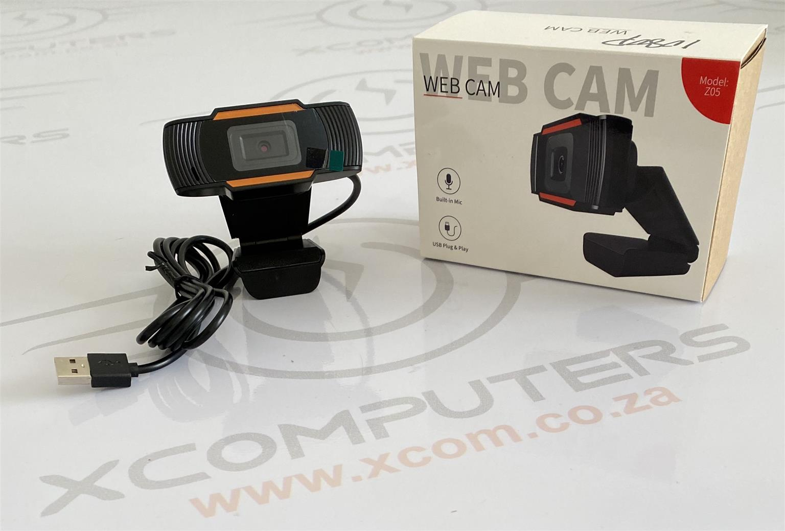 1080P High Definition WebCam