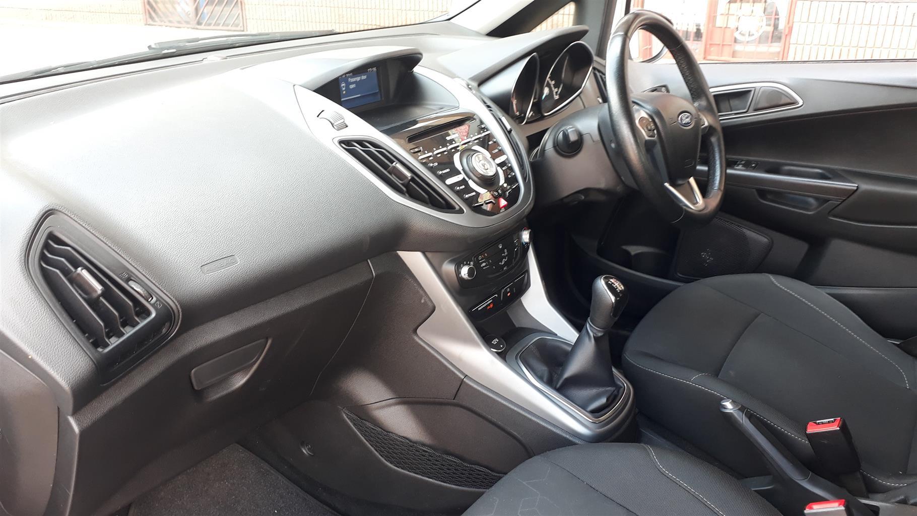 2018 Ford B-Max 1.0T Ambiente