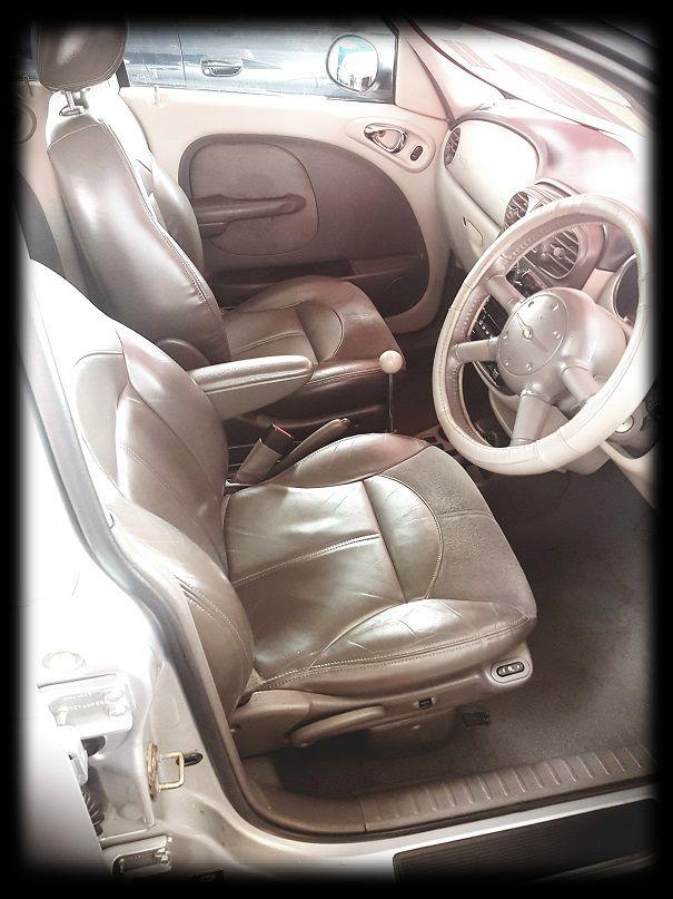2000 Chrysler PT Cruiser