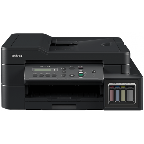 Brother DCPT710W Inkjet Multi-function Printer with Refill Tank System