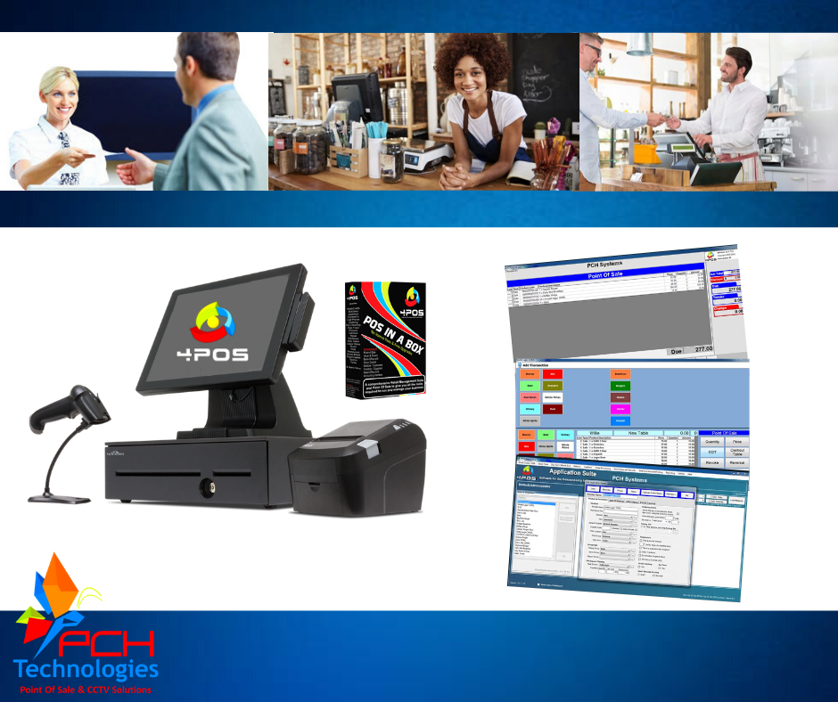4POS POINT OF SALE SOFTWARE!