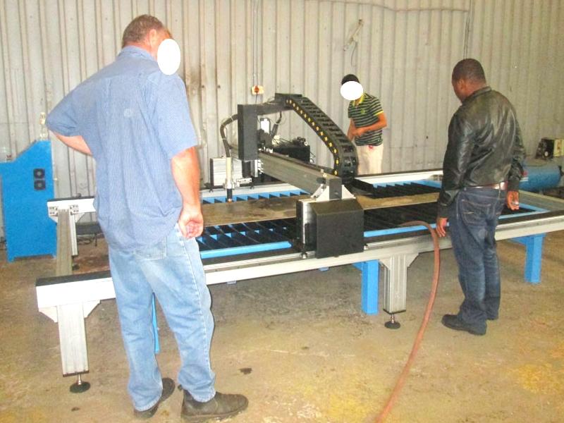 P-2030VA MetalWise Standard CNC Plasma Cutting Table 2000x3000mm, Servo Motors, Arc