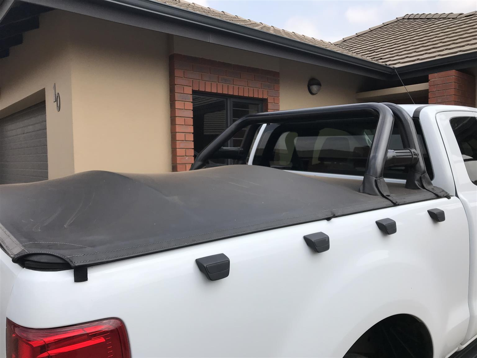 Ford Ranger SuperCab Accessories