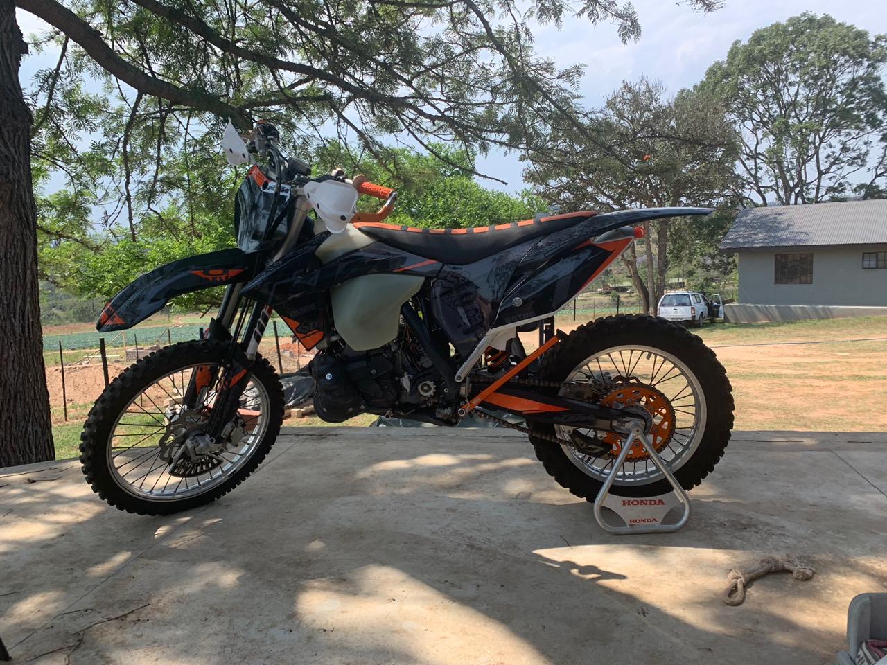 2013 KTM 250 XFN