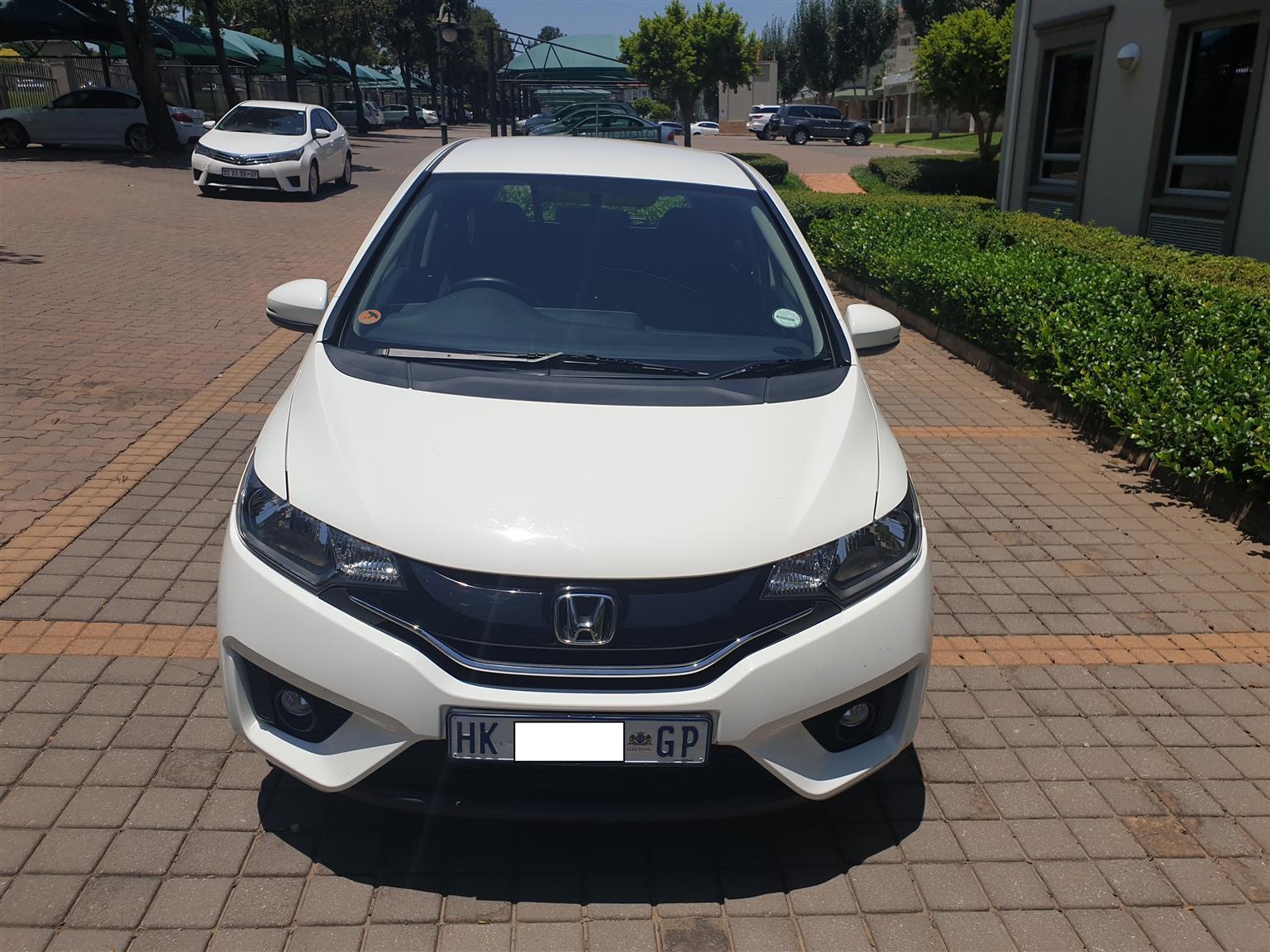 2018 Honda Jazz 1.5 Elegance