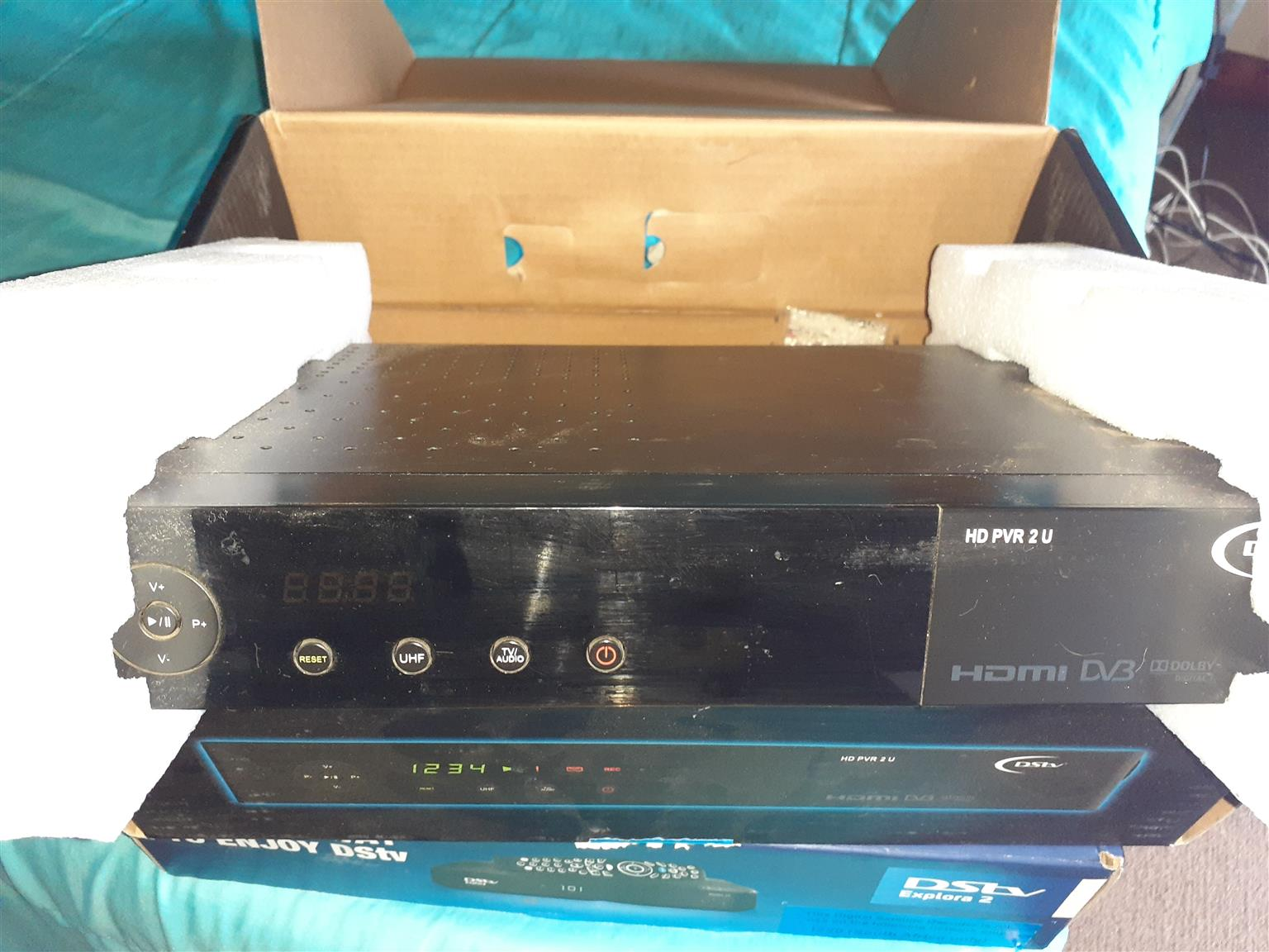 HD pvr 2 and pvr for sale