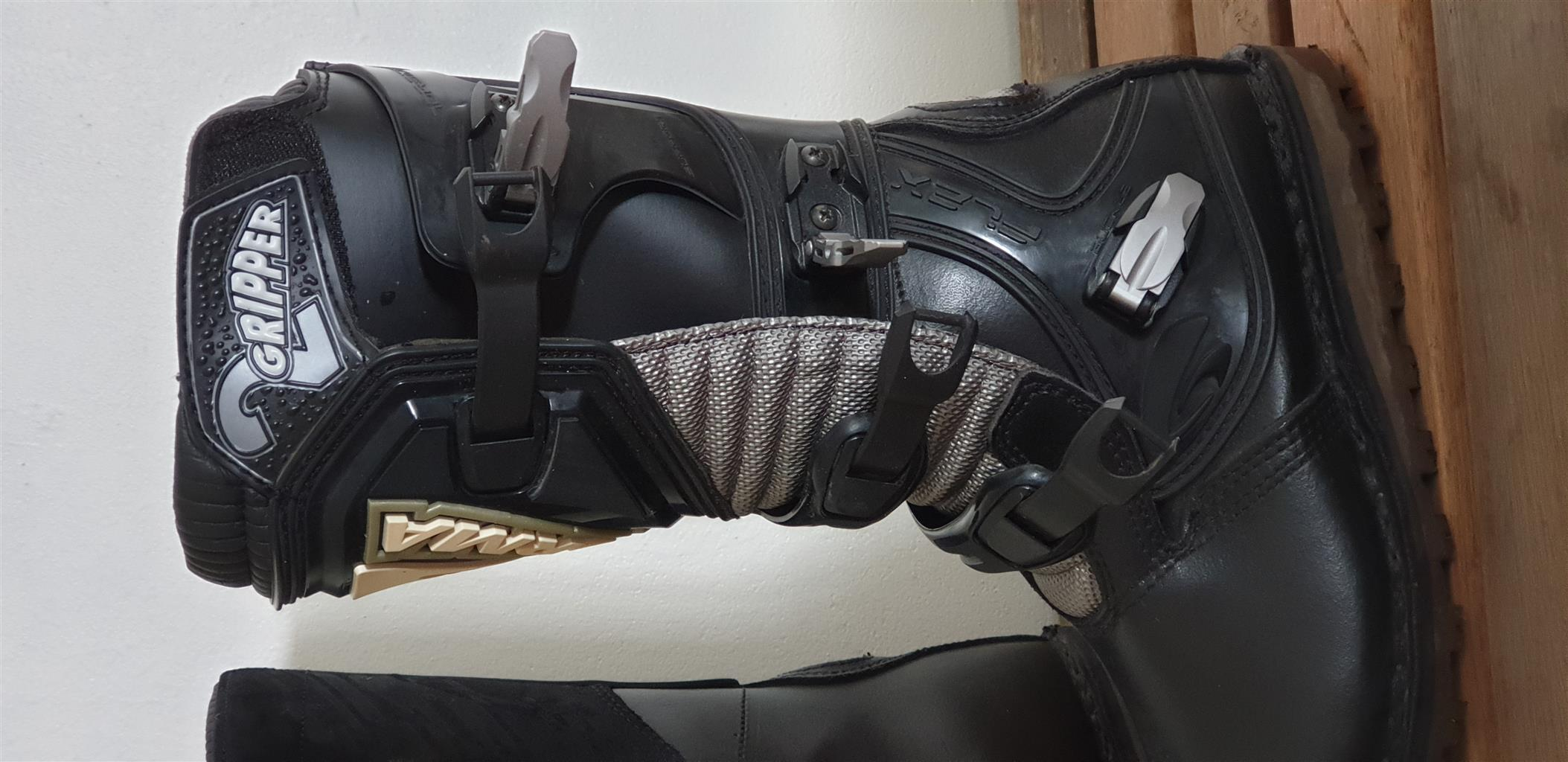 Motorcycle Gear Boots
