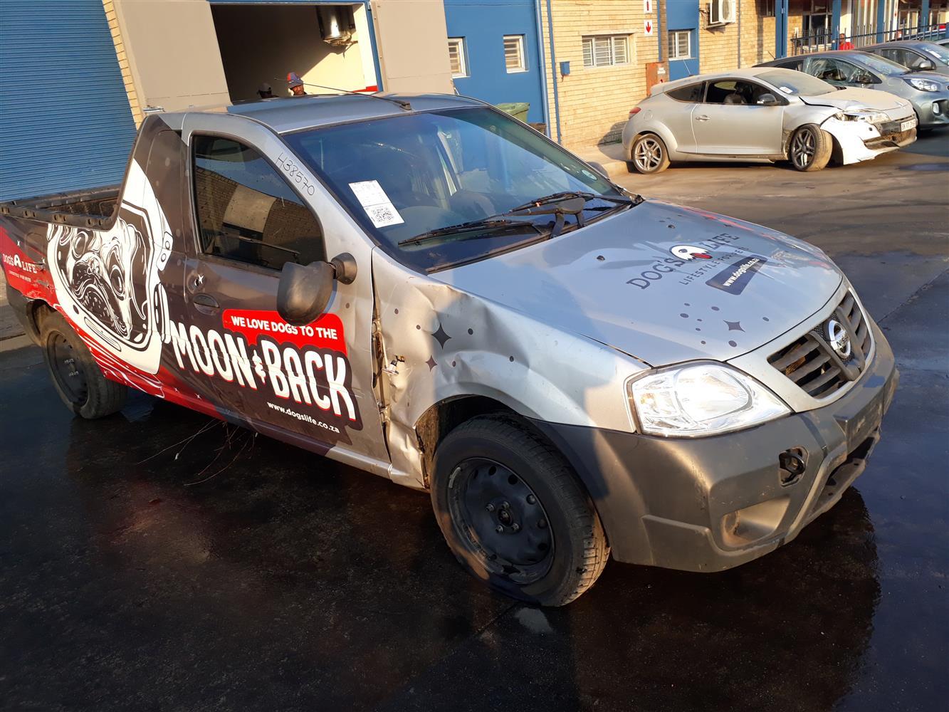 2017 Nissan NP200 1.5dCi Code 2