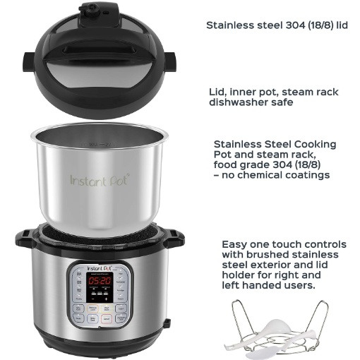 Instant Pot 6L Duo 7-in-1 Multi-Cooker
