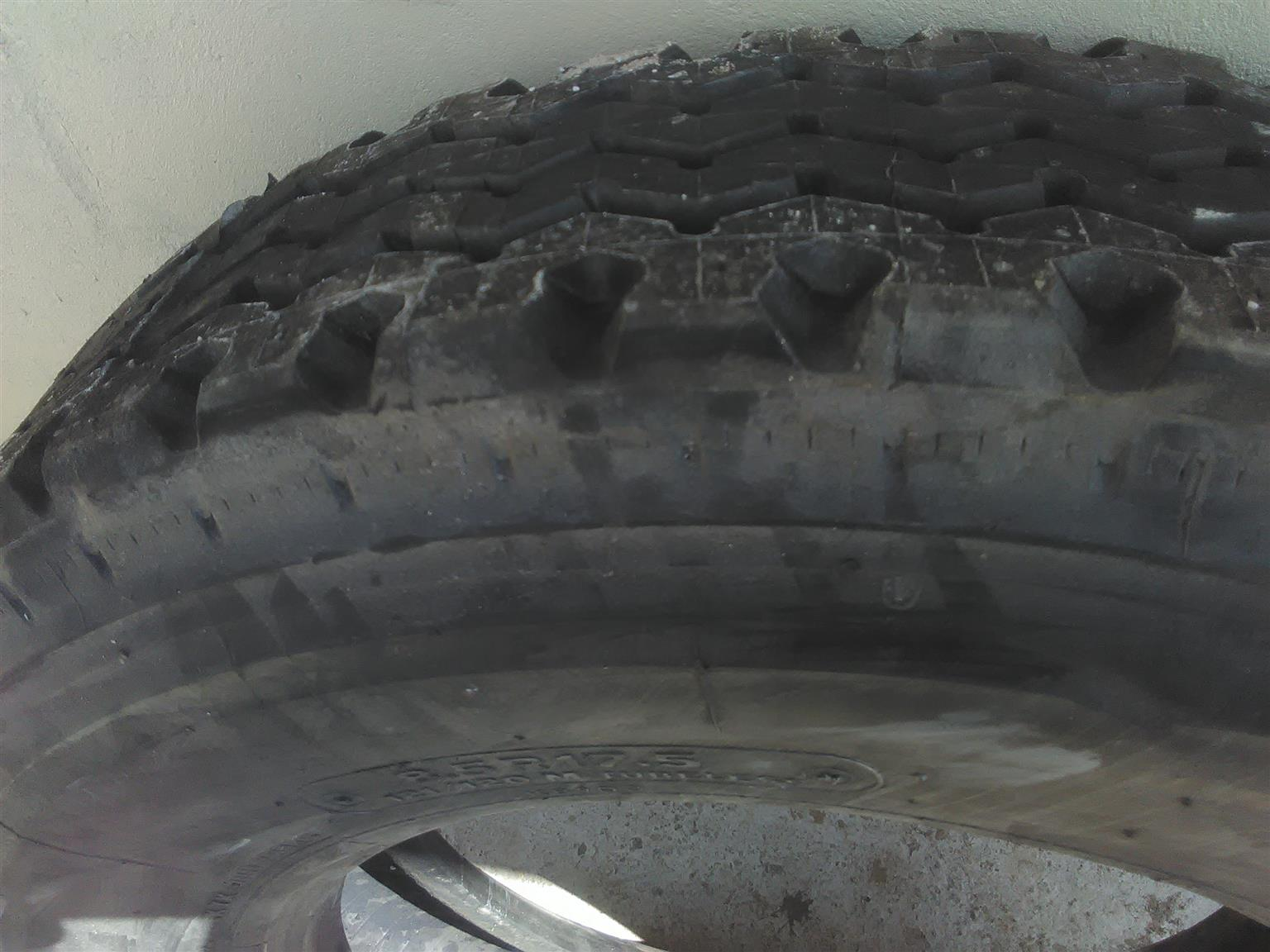 Truck Trailer Tyres - Michelin - Brand New Retreads
