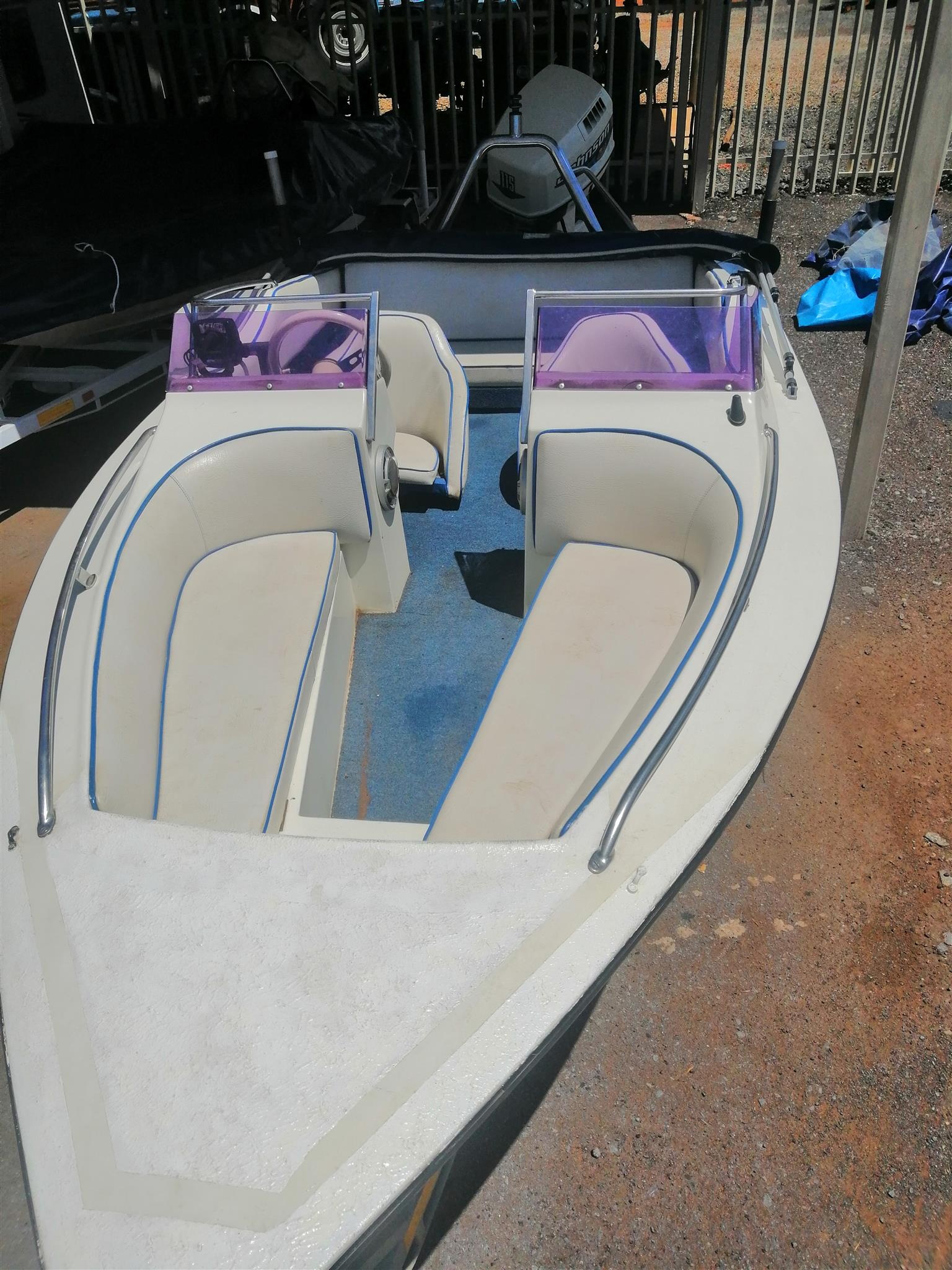 Various boats for sale