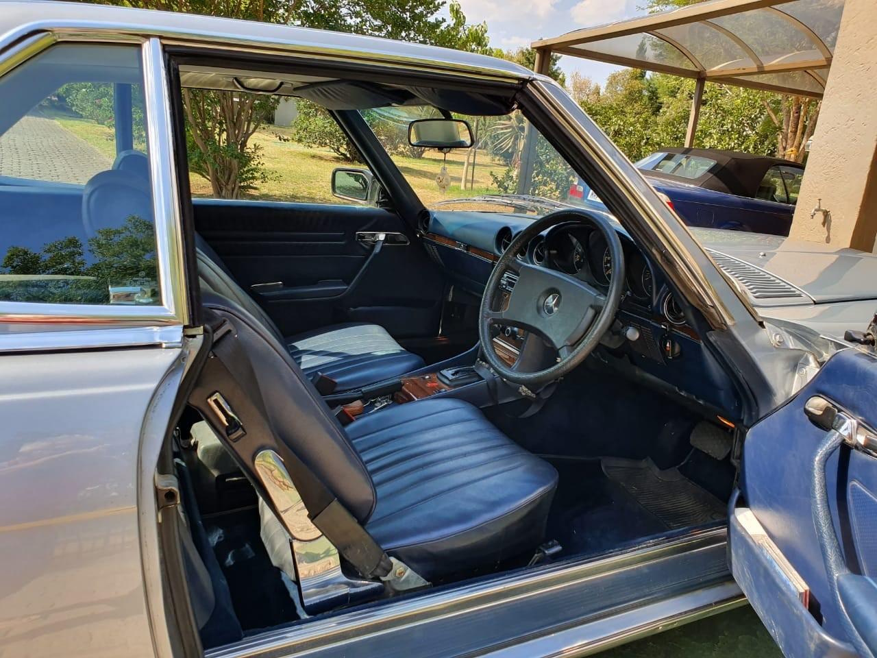 1983 Mercedes Benz SL 500