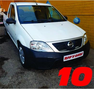 2012 Nissan NP200 1.5dCi