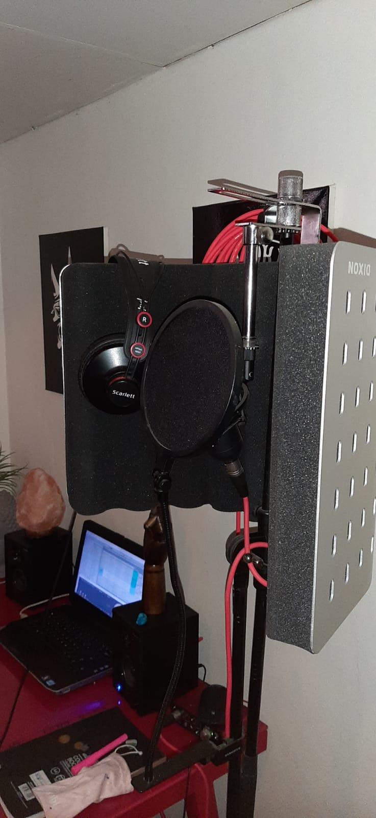 Full home recording studio