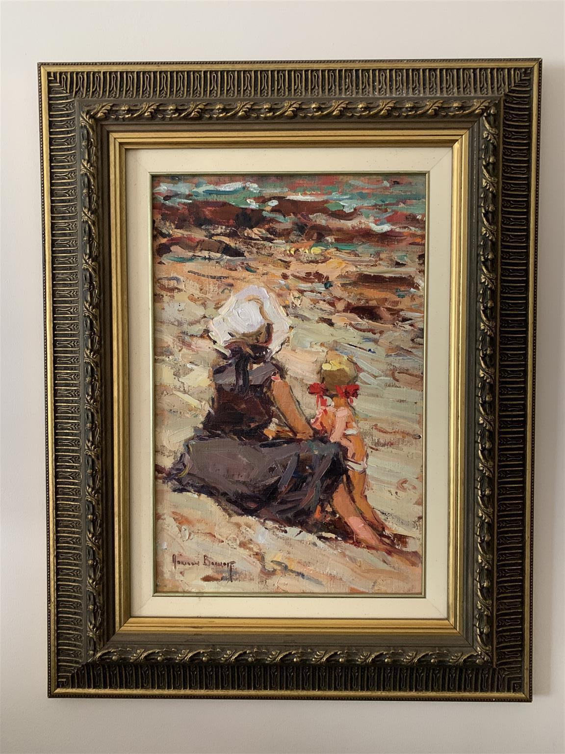 Adriaan Boshoff Painting