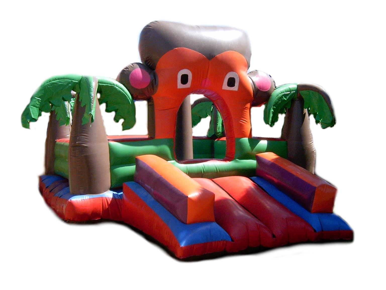 New Jumping Castles from R6500.00.  Jumping Castle Factory.  Sales - Repairs - Hire and Rentals
