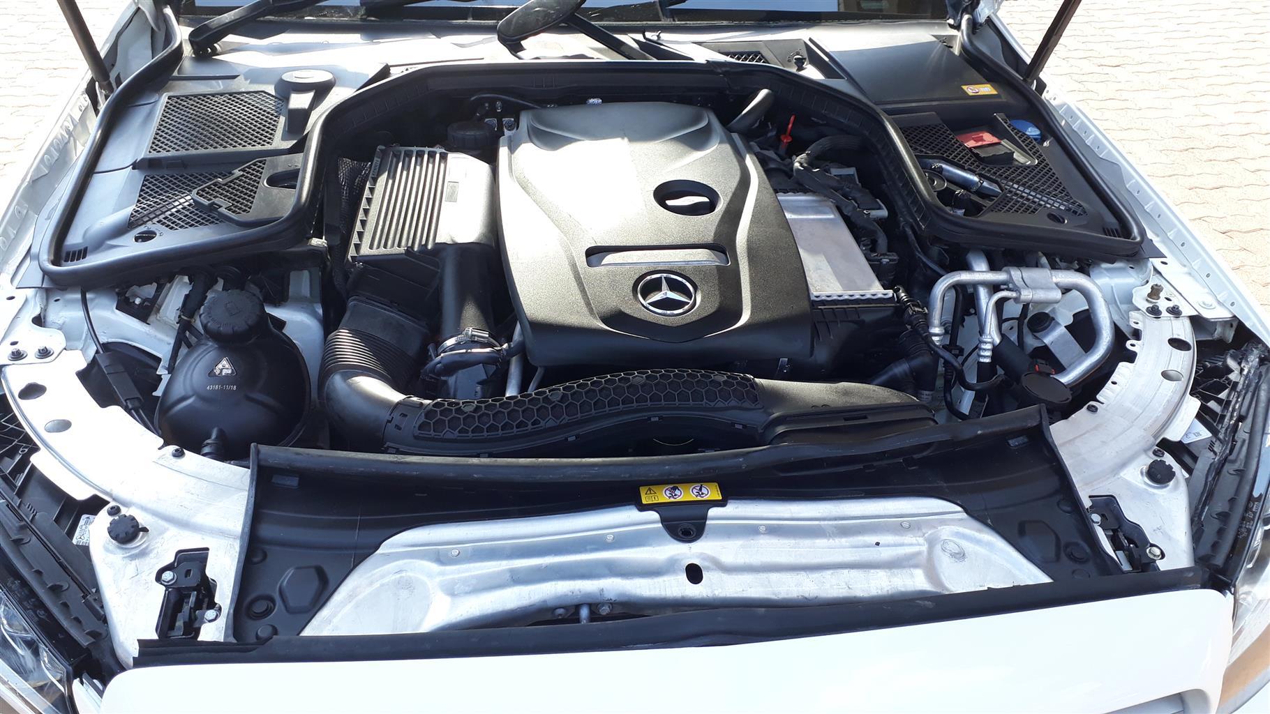 2016 Mercedes Benz C-Class sedan C180 A/T