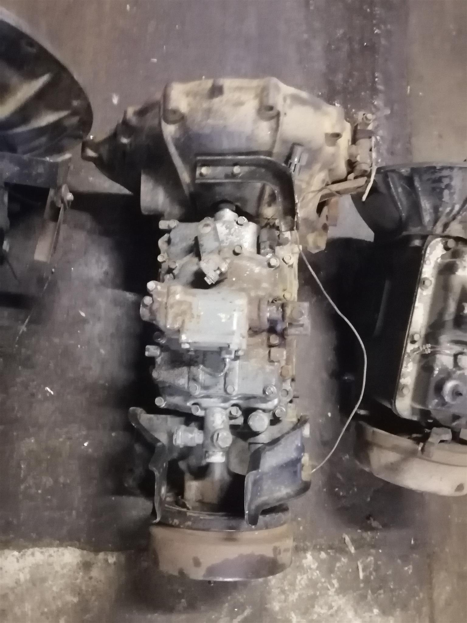 Nissan fd46 gearbox