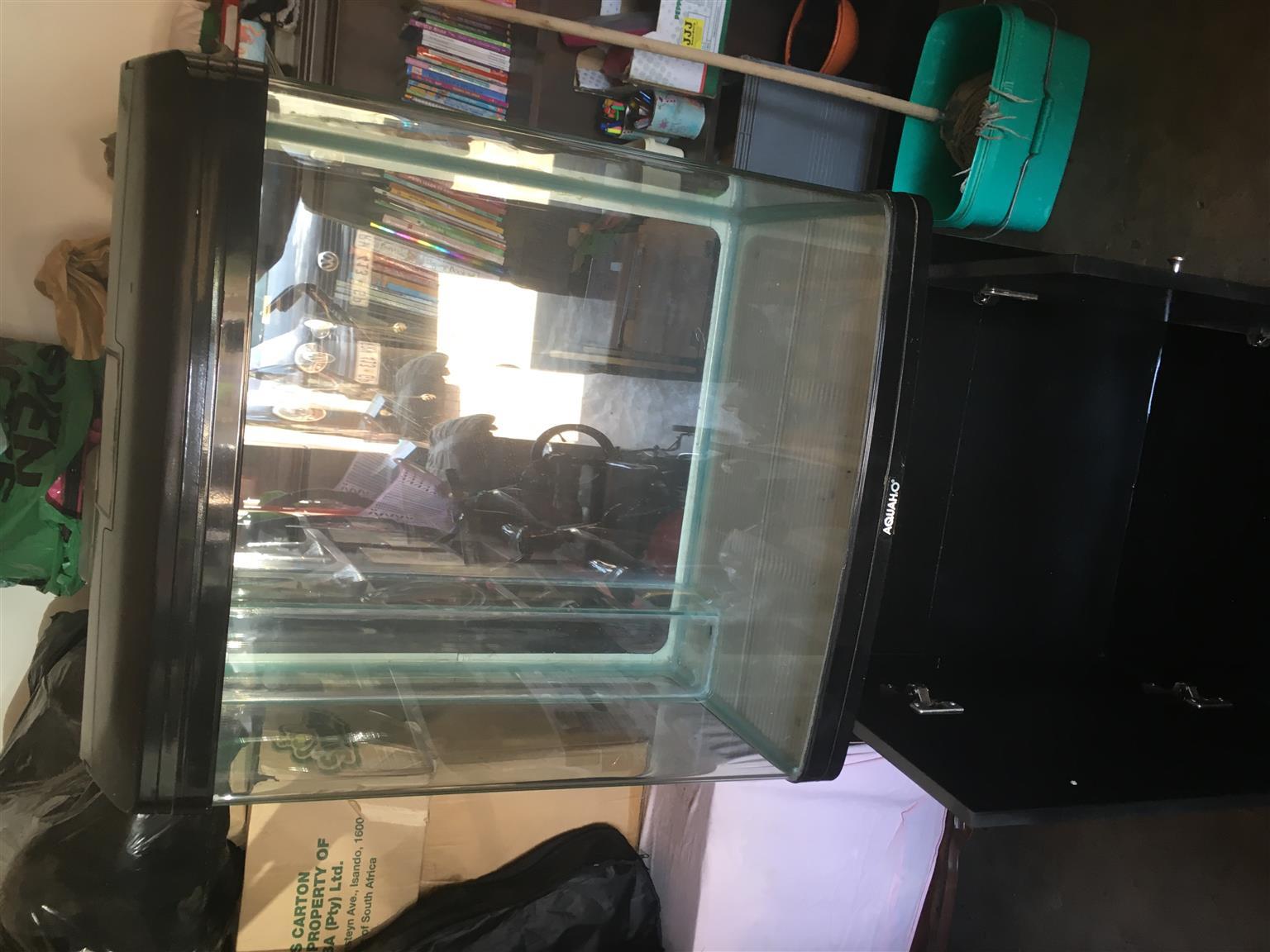 130 Litre fish tank for sale