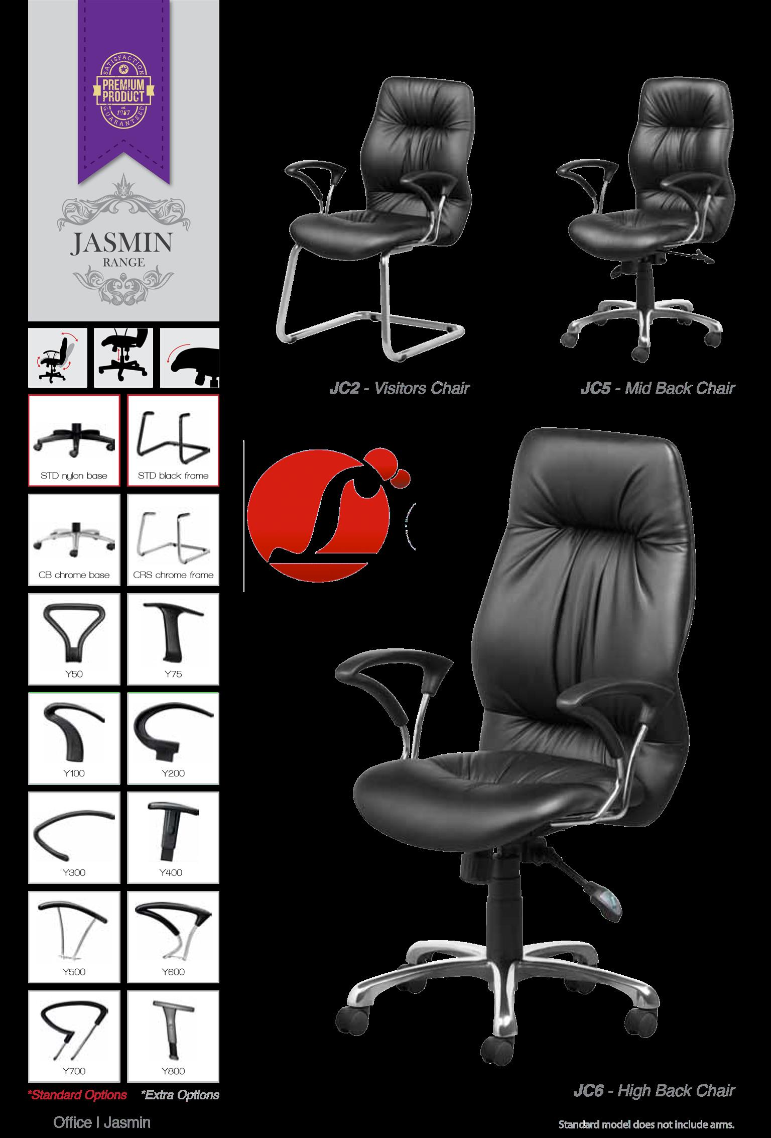 Office Executive  Chairs Discounted Price