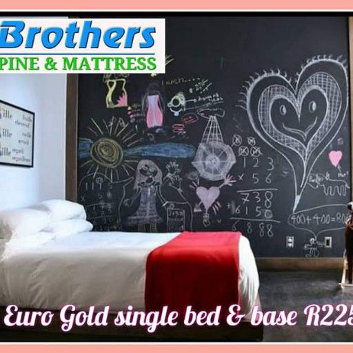 Brothers Euro Bed Sale