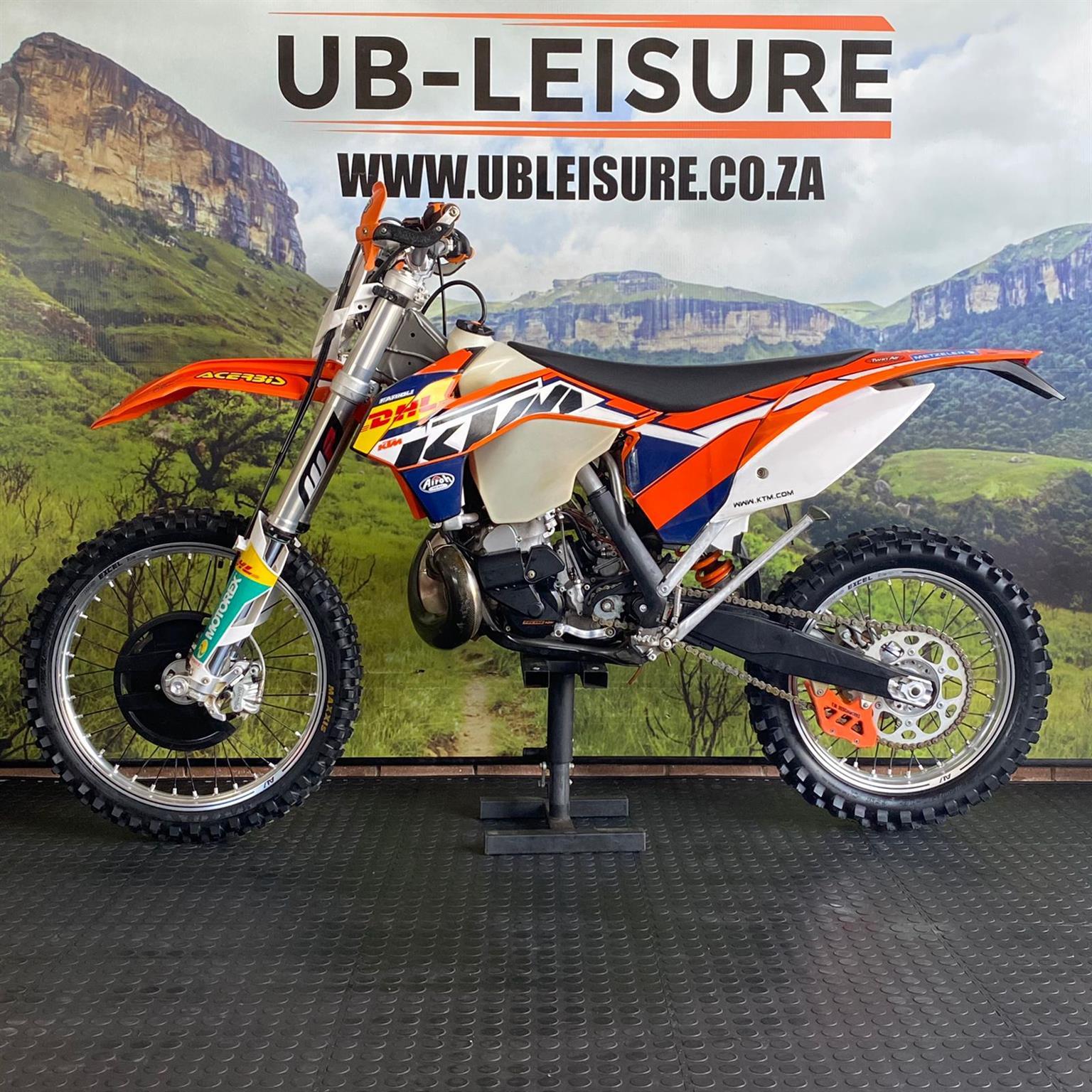 2014 KTM 300   UB LEISURE