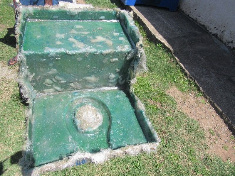 Toilet Mould for SALE;  Own your own business.