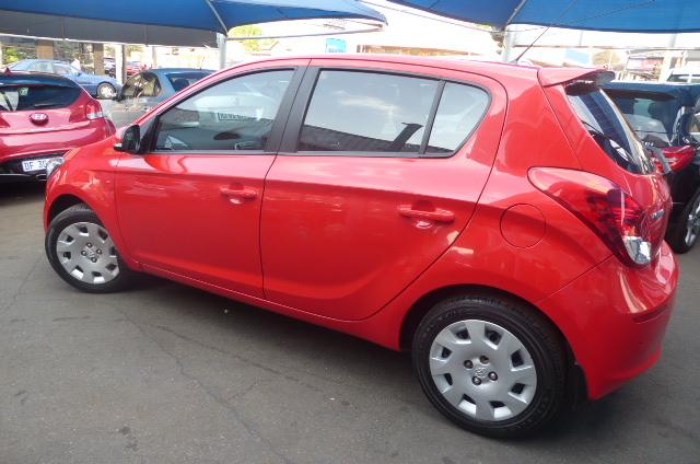 2013 Hyundai i20 1.6 GLS
