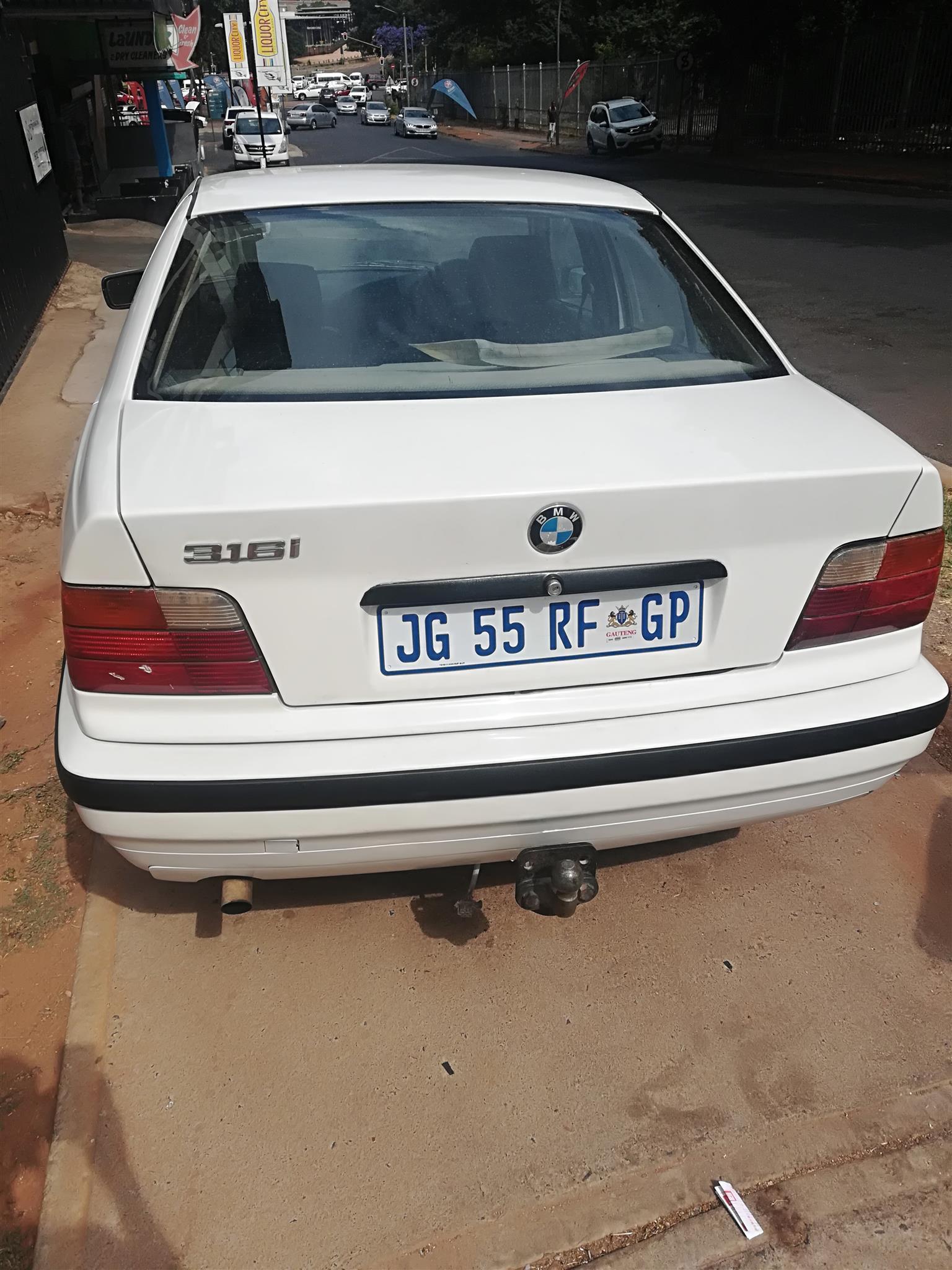 1995 BMW i3 eDrive
