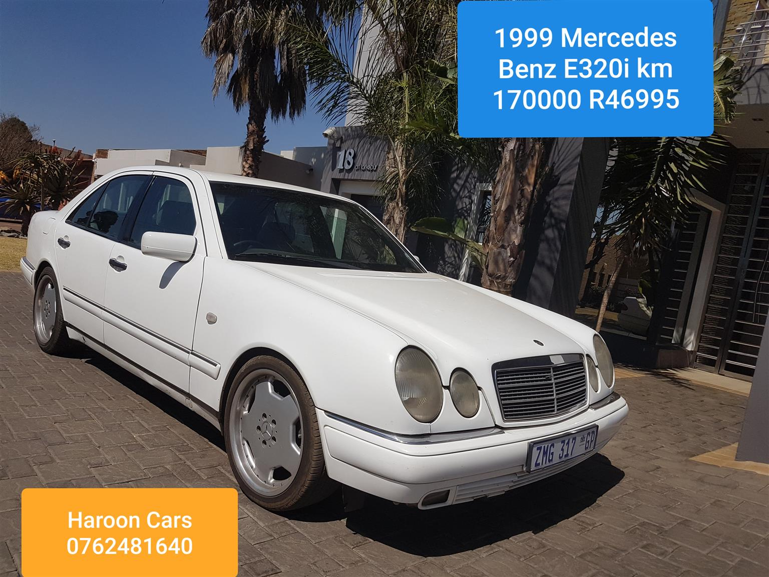 1999 Mercedes Benz E Class E300 Estate Elegance