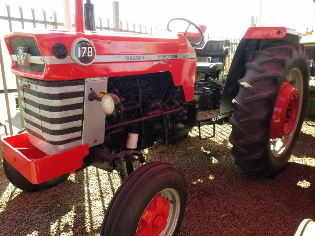Massey Ferguson 178 Tractor (803) - Refurbished To New