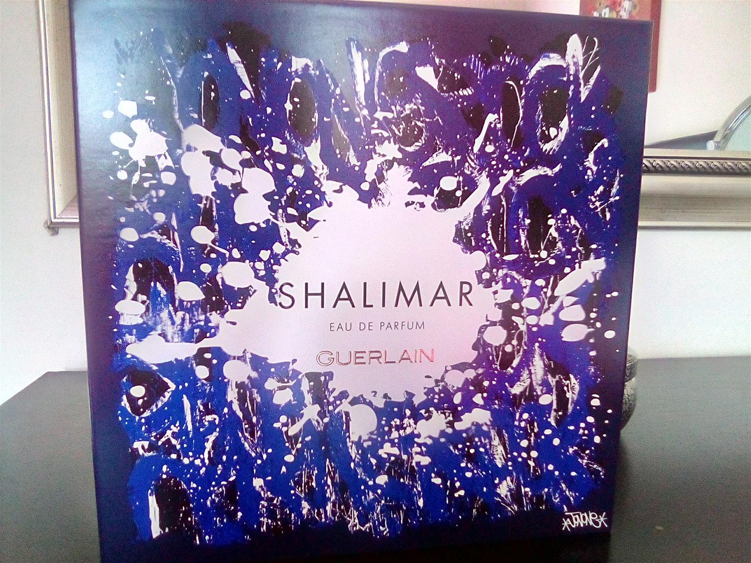 AUTHENTIC Guerlain Shalimar Eau de Parfume Gift Set