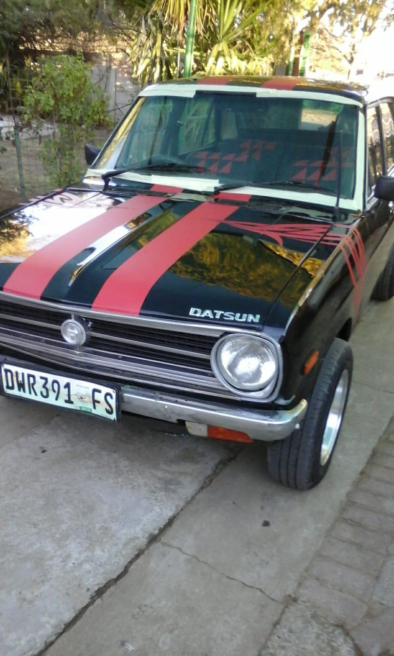 1974 Classic Cars Datsun