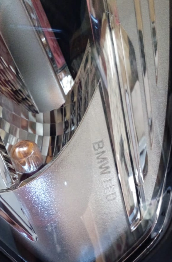BMW X3 G series brand new headlights