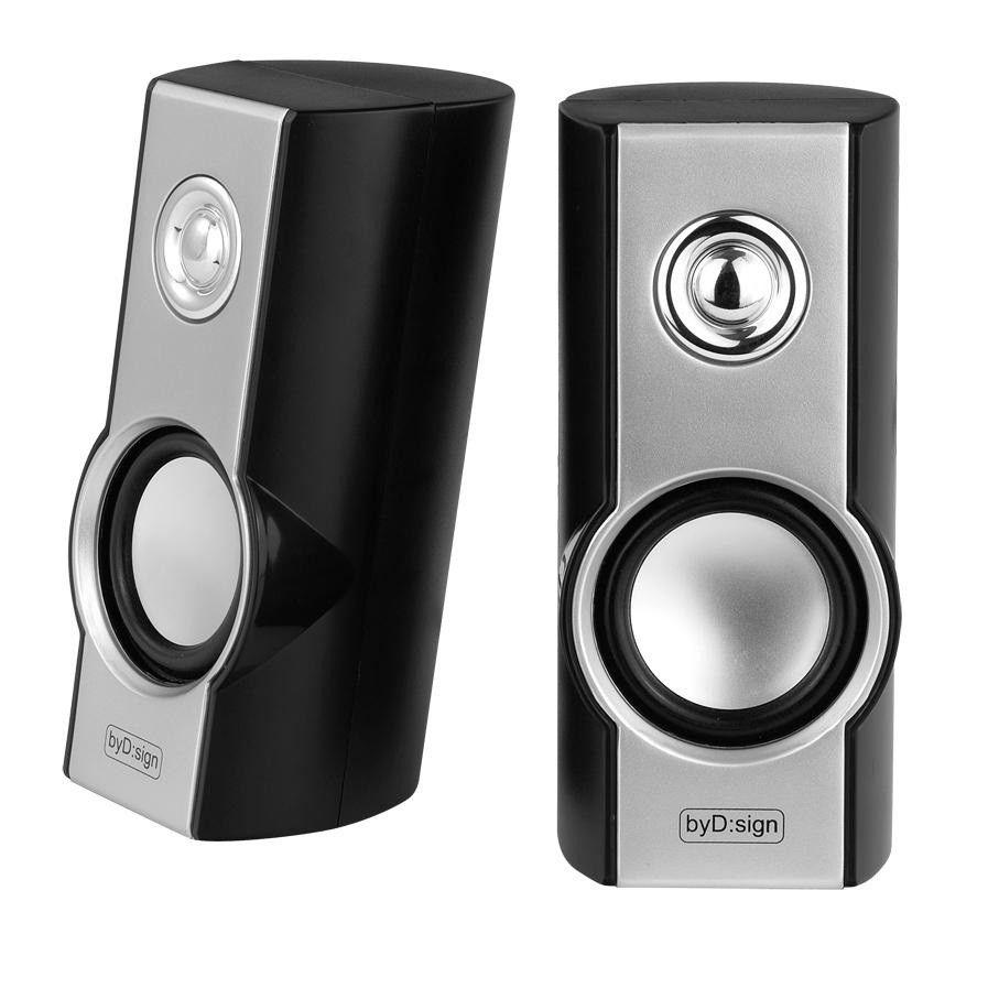 Compact PC speakers ByD:Sign Multi Media Digital Audio MM112