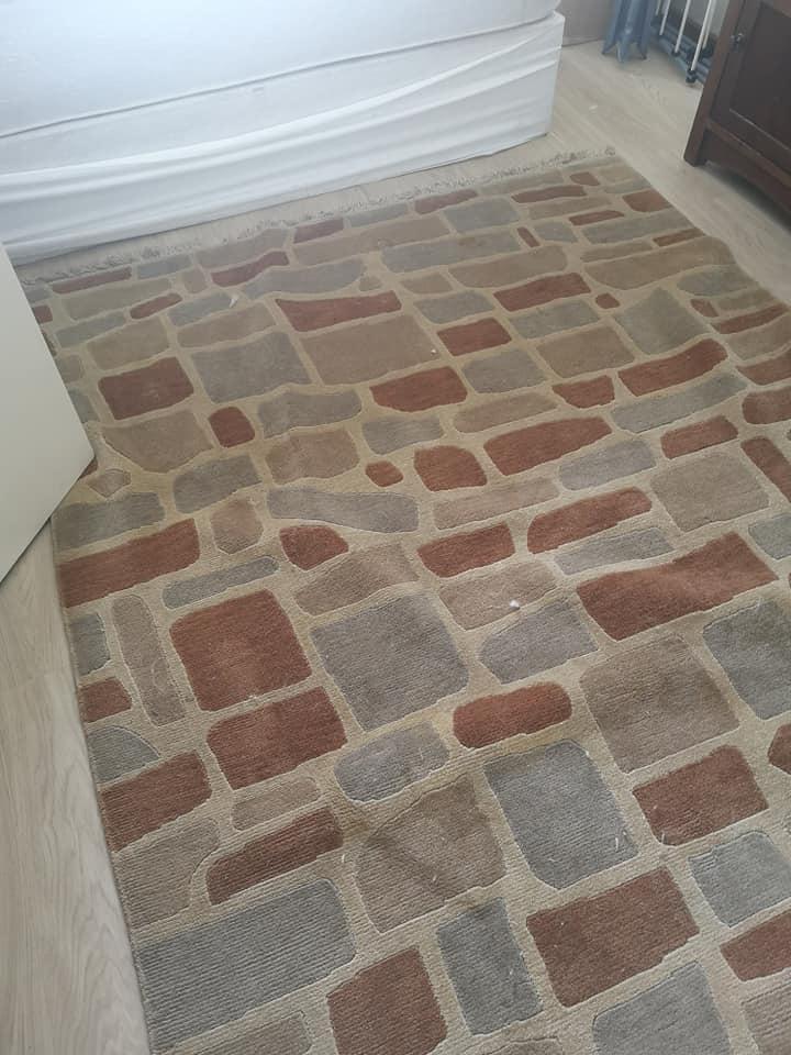 Brick themed carpet for sale