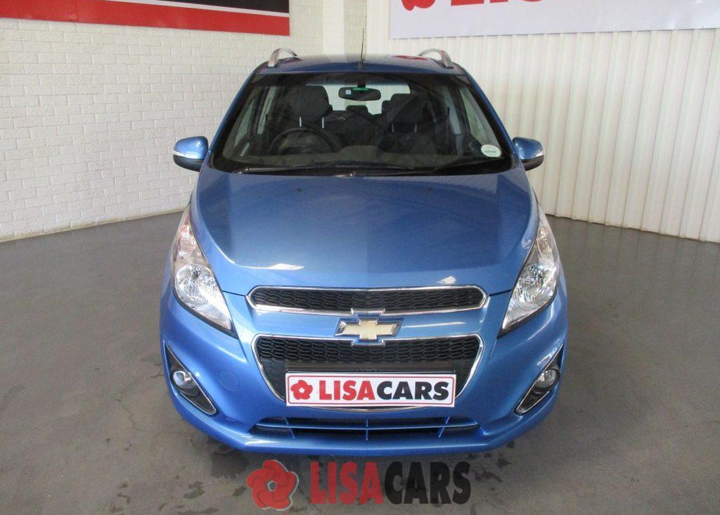 2017 Chevrolet Spark 1.2 LS