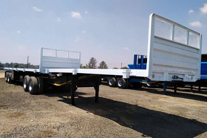 Flatbed trailers and horses with drivers for rent monthly. call 0678838459